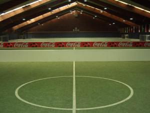 Duisburg-Neudorf Fußballhalle BALLKONTAKT